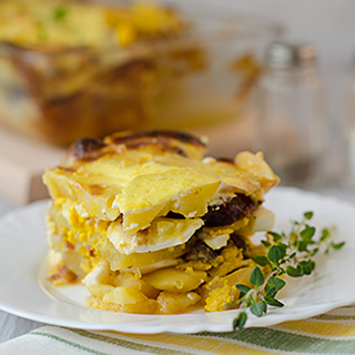 French Style Potato Casserole