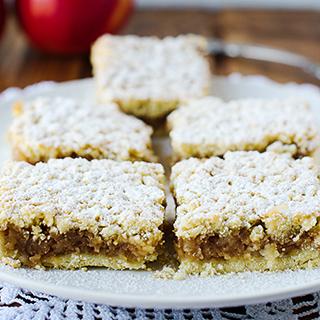 Apple Pie Bars (Croatian Apple Pie)