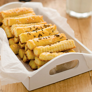 Soft Cheesy Sticks