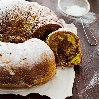 Marble Bundt Cake – German Classic ♥ Marmorgugelhupf
