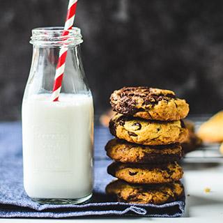Chocolate Marble Cookies