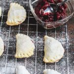 Grandma's Jam filled sour cream cookies